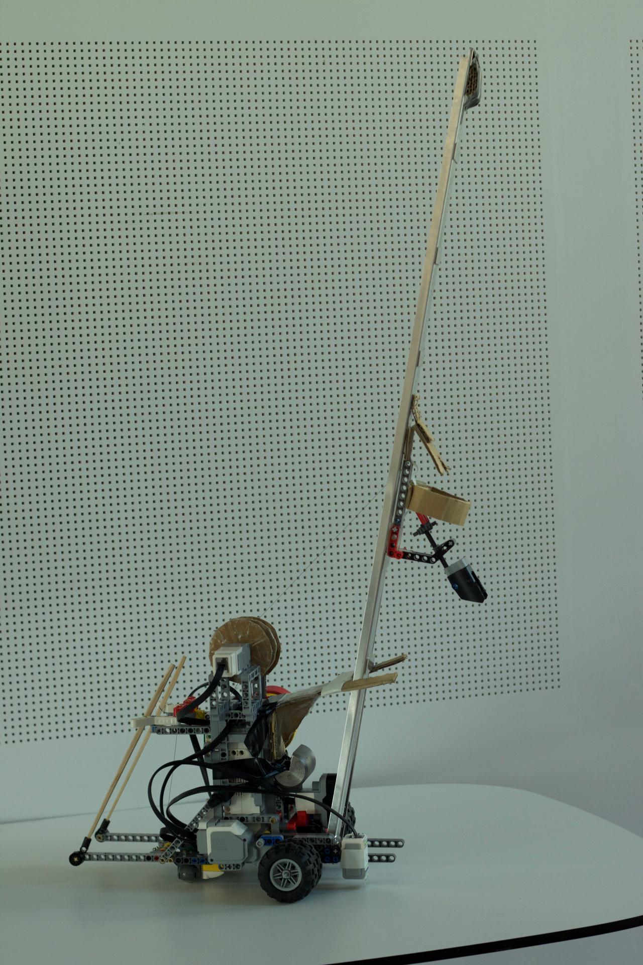 Vinnande robot