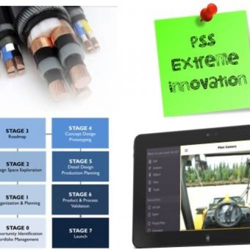 Extreme Product-Service Innovation 2013/14 completed