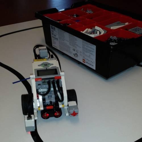 Mekatronik med Lego Mindstorms…