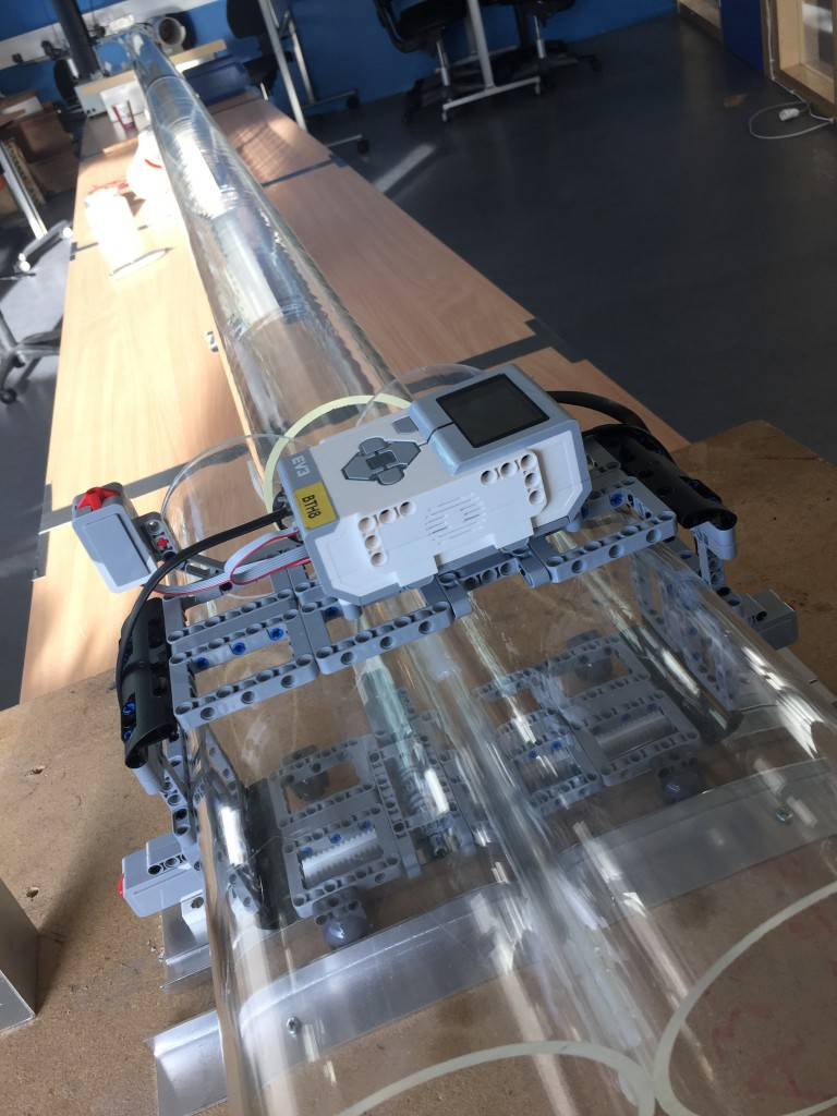 That test Hyperloop track rocks!