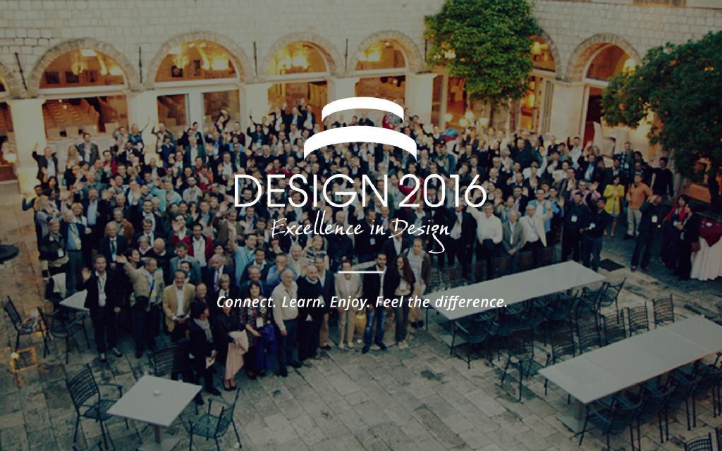 DESIGN 2016_Excellence in design