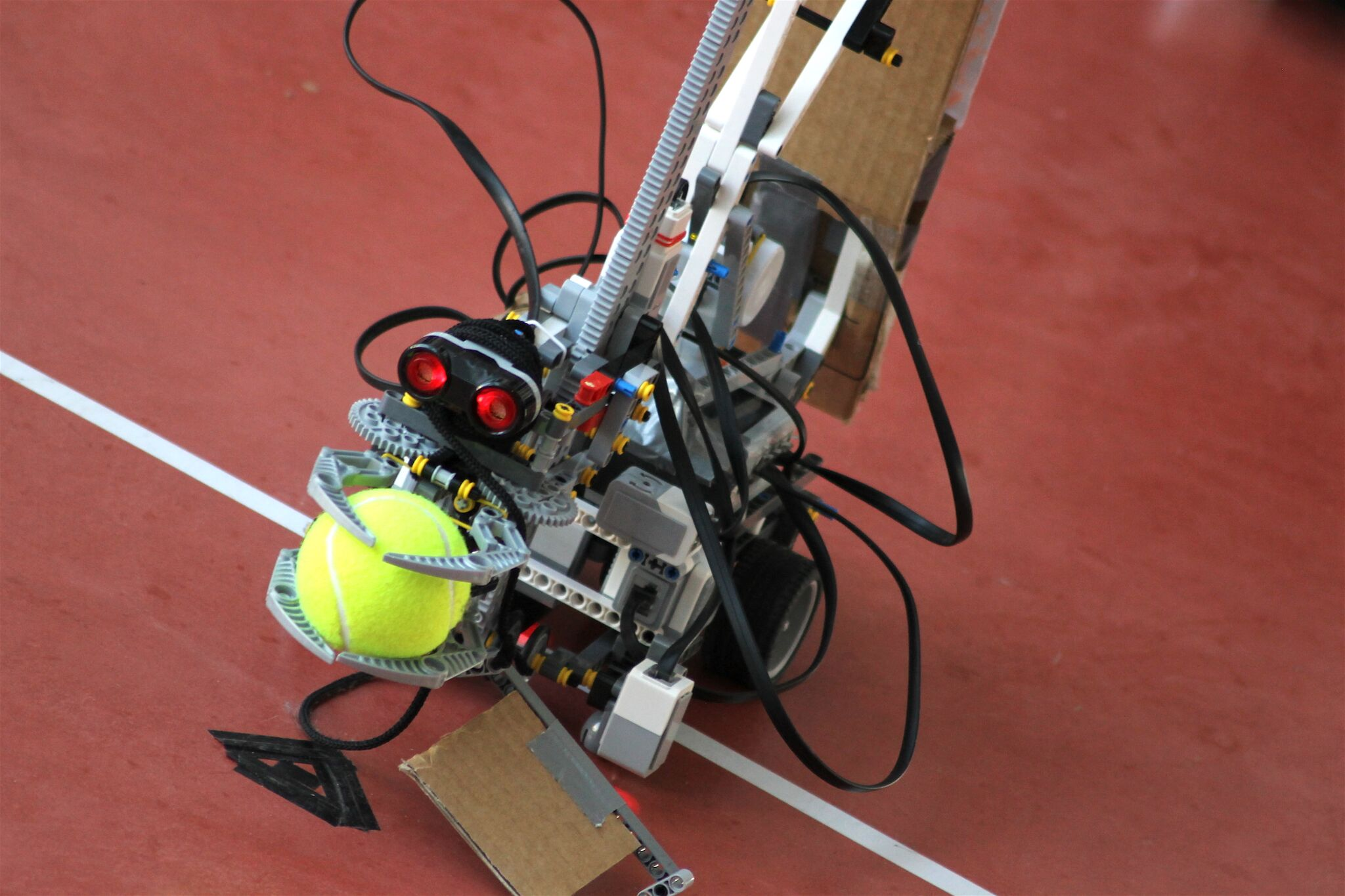 Robotrace: Projektkurs 1 (MT1458)