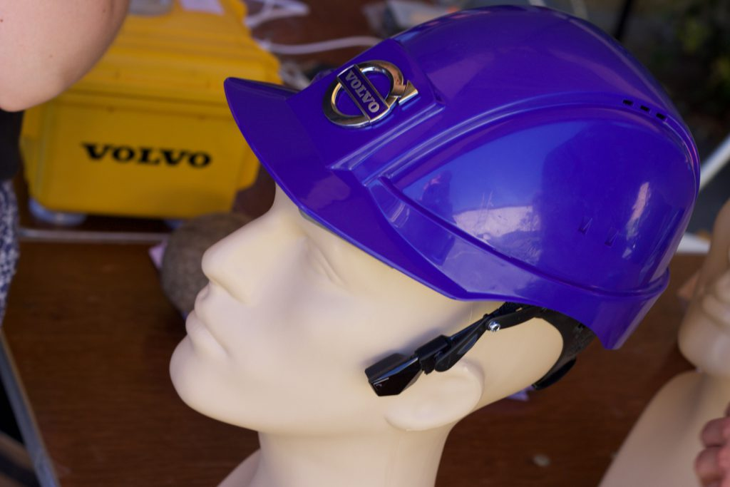 The cx.Link Hard Hat