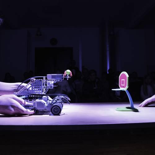 Lyckat Robothon 2016!