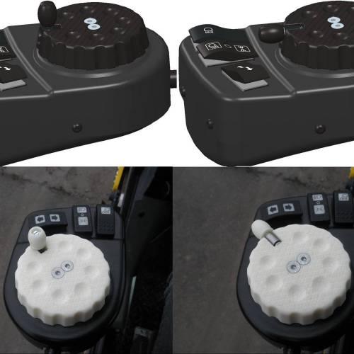 Dynapac controller
