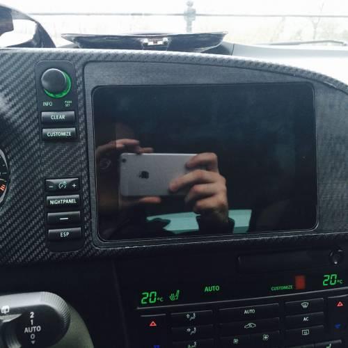 Saab-panel