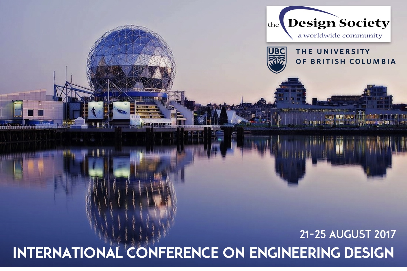 Bth Pdrl At The 21st International Conference On Engineering Design 2017 Product Development Research Lab