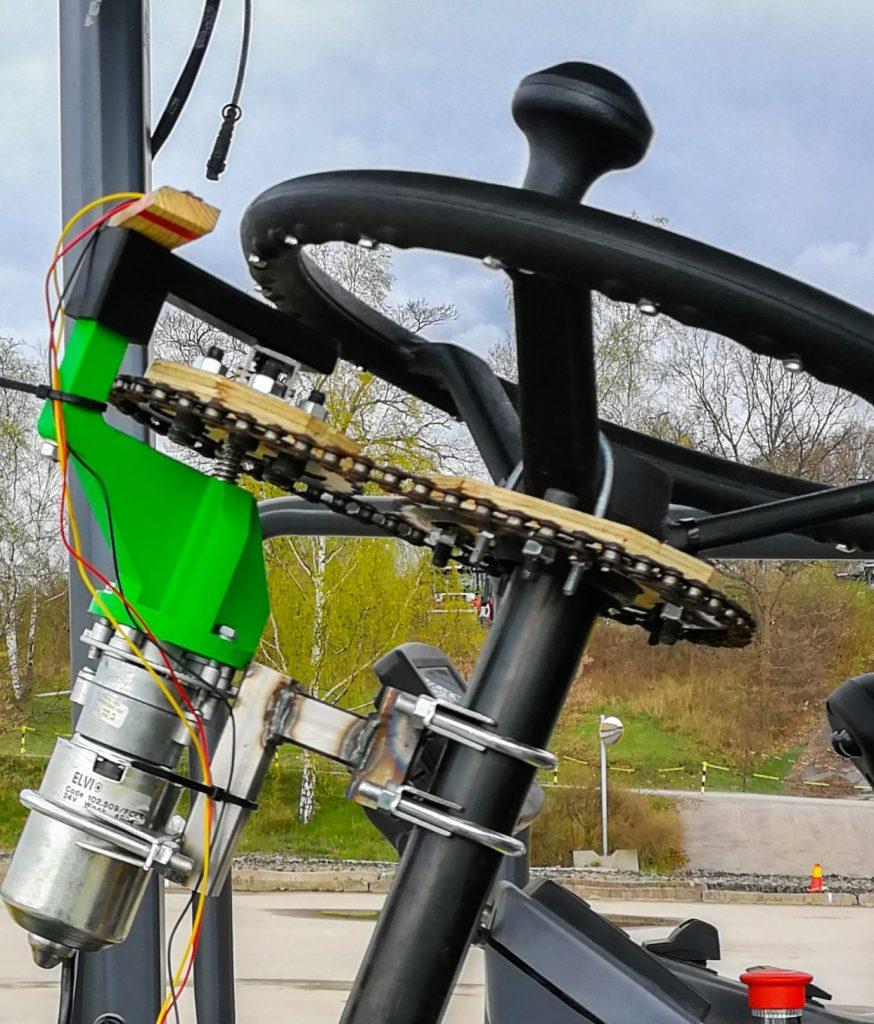 Driving prototype