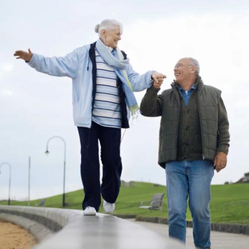 STARK – Skattning Tidigt av fysisk förmåga för Alla och Riktat stöd ger Kunskap och minskad fallrisk senare i livet | 2018-
