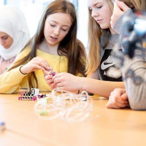 Girls invited for inspirational day in engineering