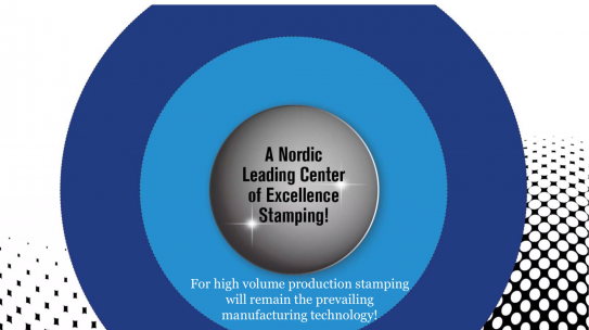 Center of Excellence – stamping (förstudie) | 2018-2019