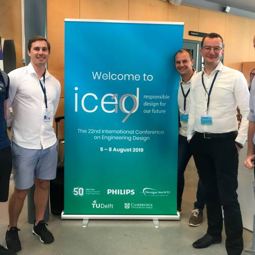 BTH PDRL at the 22nd International Conference on Engineering Design 2019