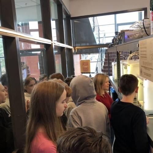 3D print med skolungdomar