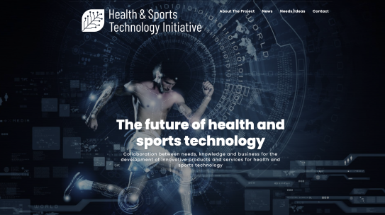 Health and Sports Technology Initiative | 2020-
