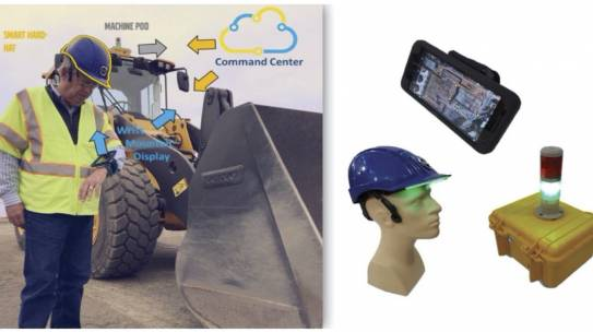 Towards autonomous construction equipment: supporting on-site collaboration between automatons and humans