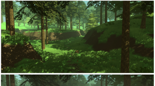 Exploring the Use of Virtual Reality to Support Environmentally Sustainable Behavior: A Framework to Design Experiences