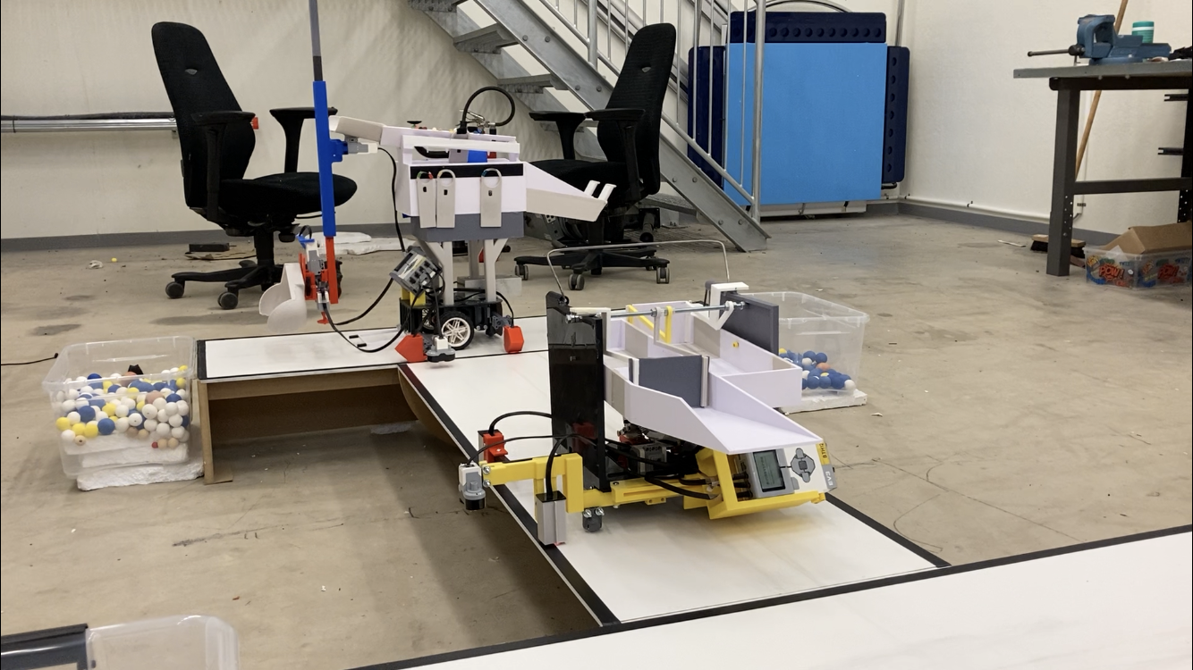 Projektkurs 1: Autonom robot