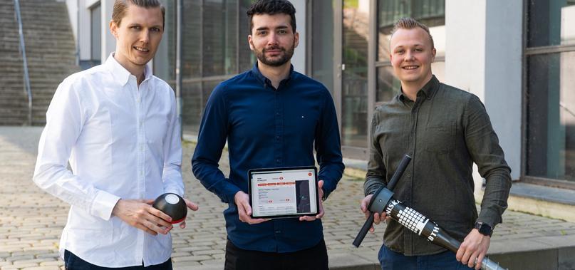 Årets Stanfordprojekt blev en lösning för att spåra och återvinna material